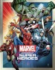 Cover for Marvel: universe of super heroes