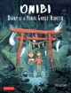 Cover for Onibi: diary of a Yokai ghost hunter