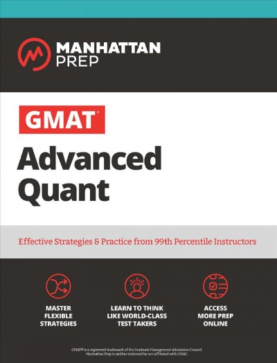 GMAT advanced quant.