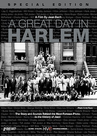 A great day in Harlem