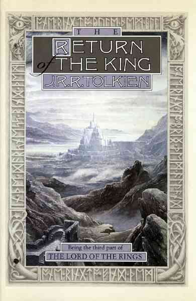 The return of the king : being the third part of The lord of the rings