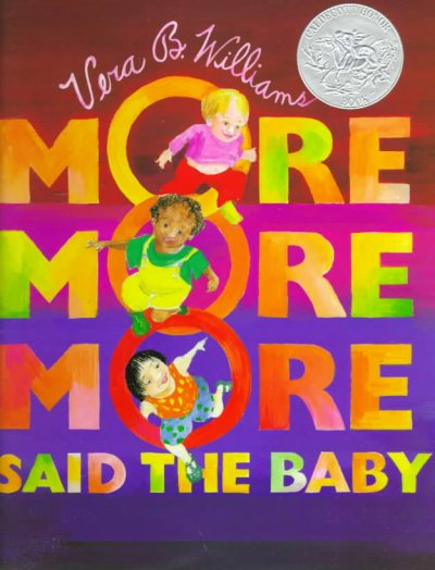 """More more more"" said the baby : 3 love stories"