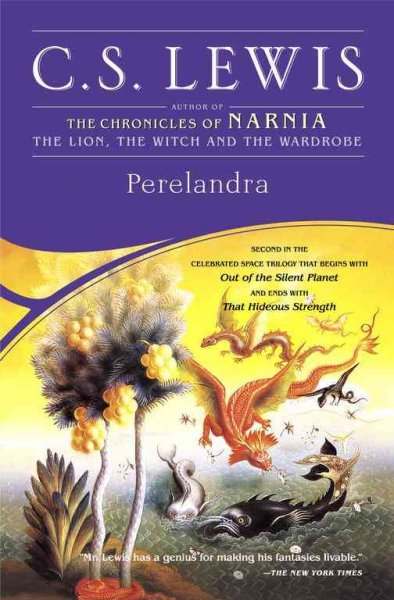 Perelandra : a novel