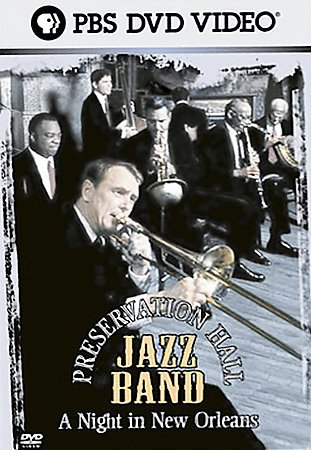 Preservation Hall Jazz Band a night in New Orleans