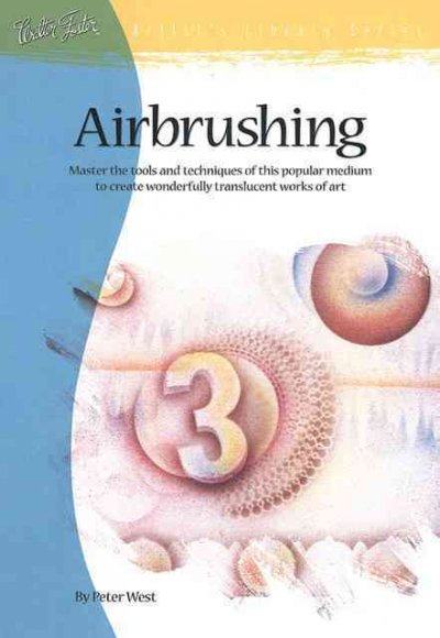 Airbrushing (Artist's Library series #09)