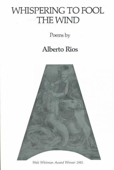 Whispering to fool the wind : poems