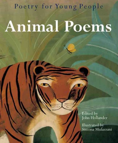 Poetry for young people : animal poems