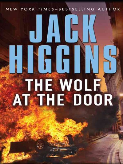 The Wolf at the Door (Thorndike Press Large Print Core Series)