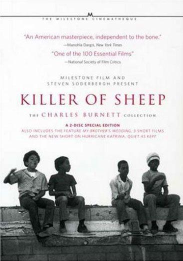 Killer of sheep [videorecording] : My brother's wedding