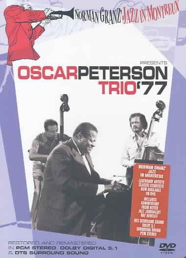 Oscar Peterson Trio '77