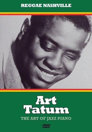 Art Tatum the art of jazz piano.