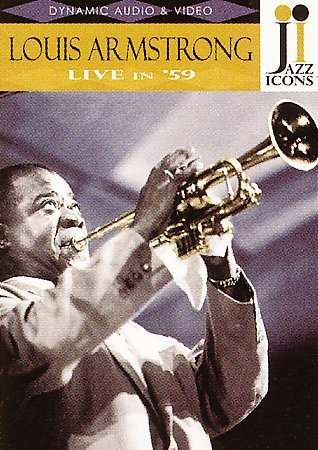Louis Armstrong live in '59.
