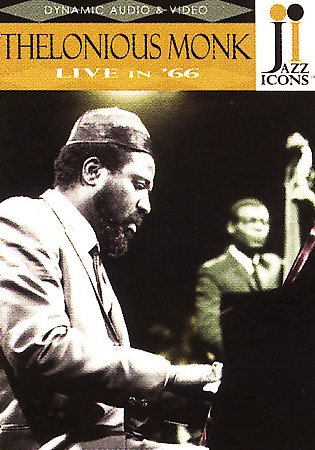 Thelonious Monk live in '66.