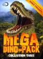 Mega dino-pack. Collection three