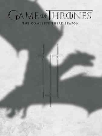Game of thrones. The complete third season