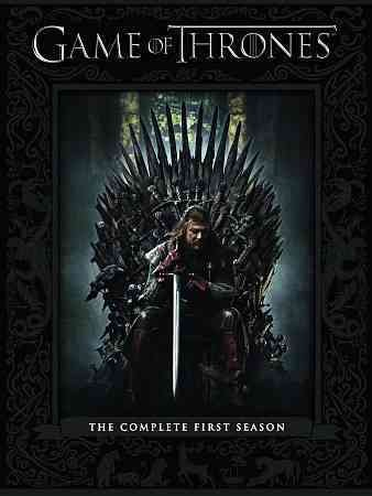 Game of thrones. Complete 1st season