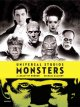 Universal Studios monsters : a legacy of horror