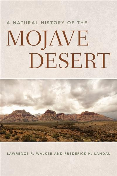 A natural history of the Mojave Desert