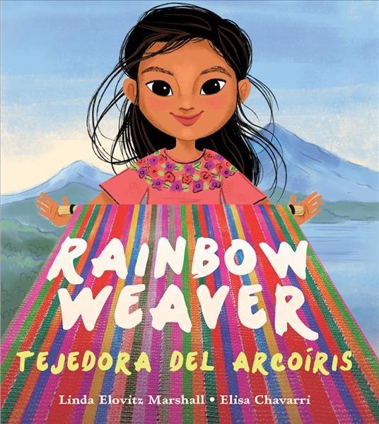 Rainbow weaver = Tejedora del arcoíris