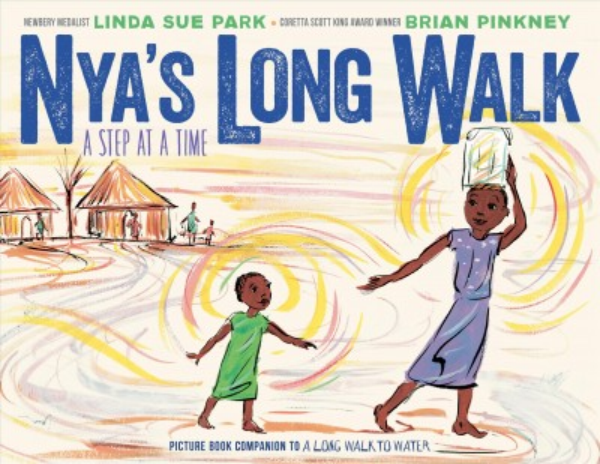 Nya's long walk : a step at a time