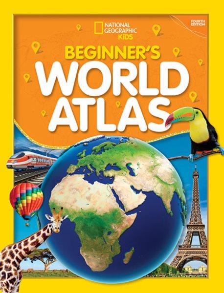 Beginner's world atlas.