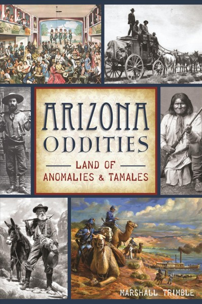 Arizona oddities : land of anomalies & tamales