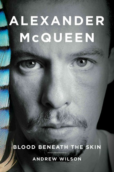 AlexanderMcQueen : blood beneath the skin