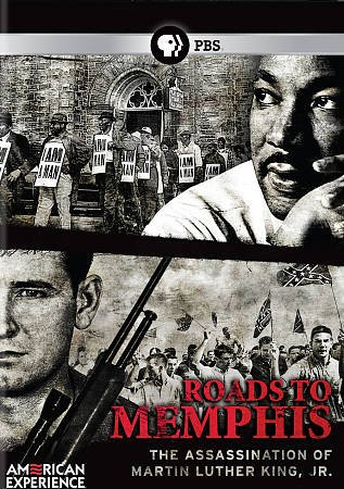 Roads to Memphis the assassination of Martin Luther King, Jr.