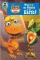 Dinosaur Train. What's at the center of the earth?.