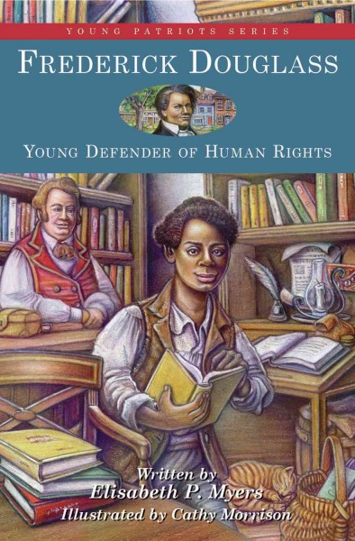 Frederick Douglass young defender of human rights