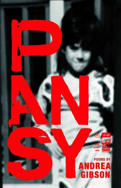 Pansy : a collection of poetry