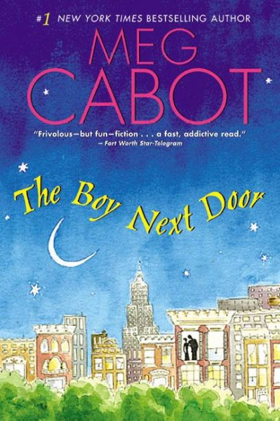 Cover of The Boy Next Door