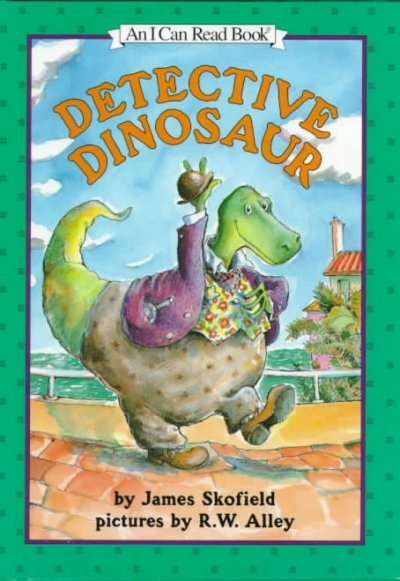 Cover of Detective Dinosaur