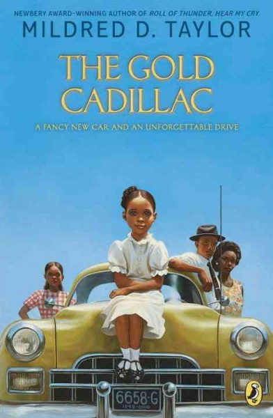 Cover of The Gold Cadillac