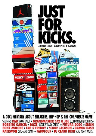 Cover of Just for kicks (DVD)