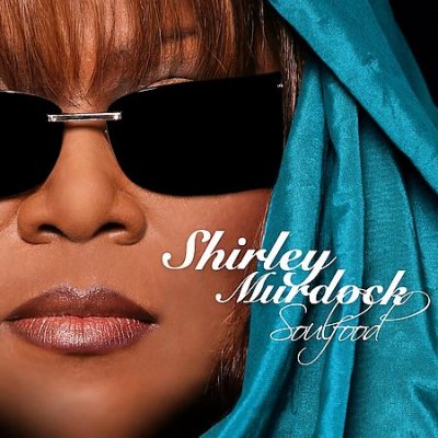 Cover of Soulfood Shirley Murdock