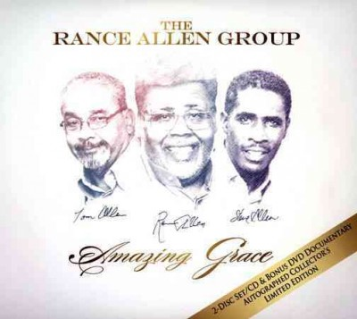 Cover of Amazing Grace Rance Allen Group