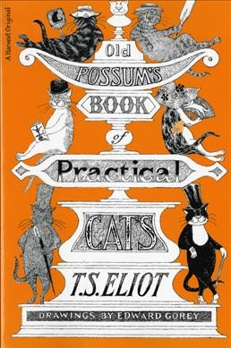 Cover of Old Possum's Book of Practical Cats
