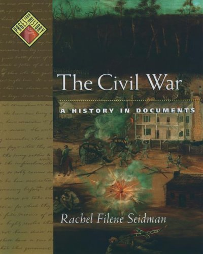 Cover of The Civil War: A History in Documents