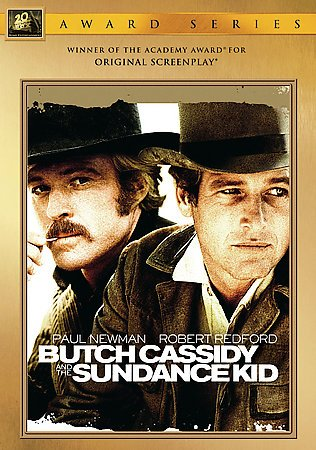 Cover of Butch Cassidy and the Sundance Kid
