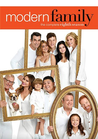 Cover of Modern Family, Season Eight