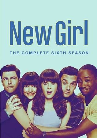 Cover of New Girl, Season Six
