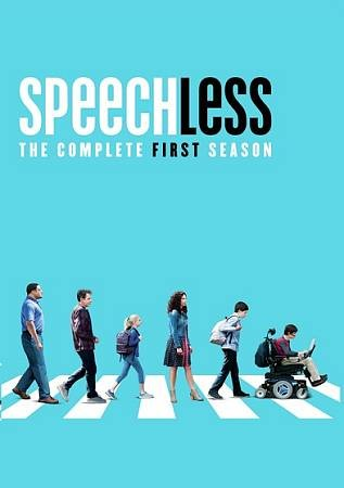 Cover of Speechless, Season One