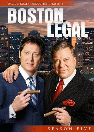 Cover of Boston Legal, Season Five