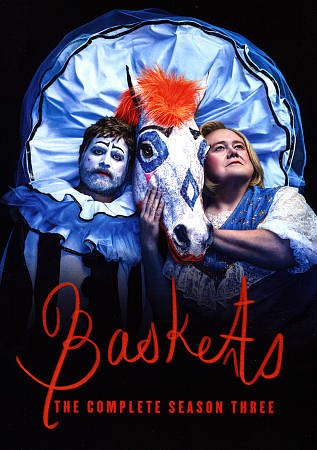 Cover of Baskets, Season Three