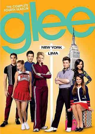 Cover of Glee, Season Four