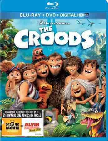 Cover of The Croods