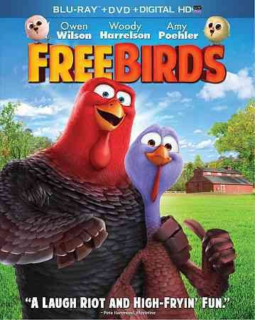 Cover of Free Birds