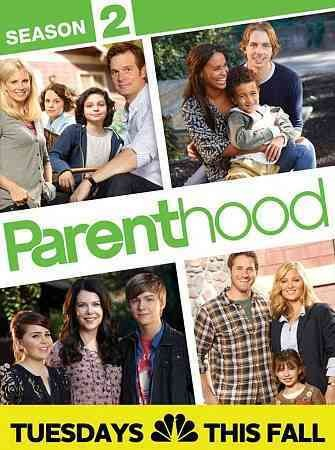 Cover of Parenthood, Season Two