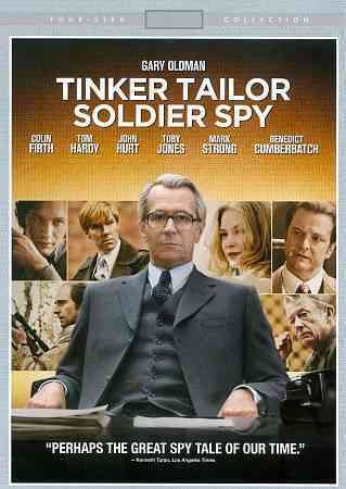 Cover of Tinker Tailor Soldier Spy (2011)